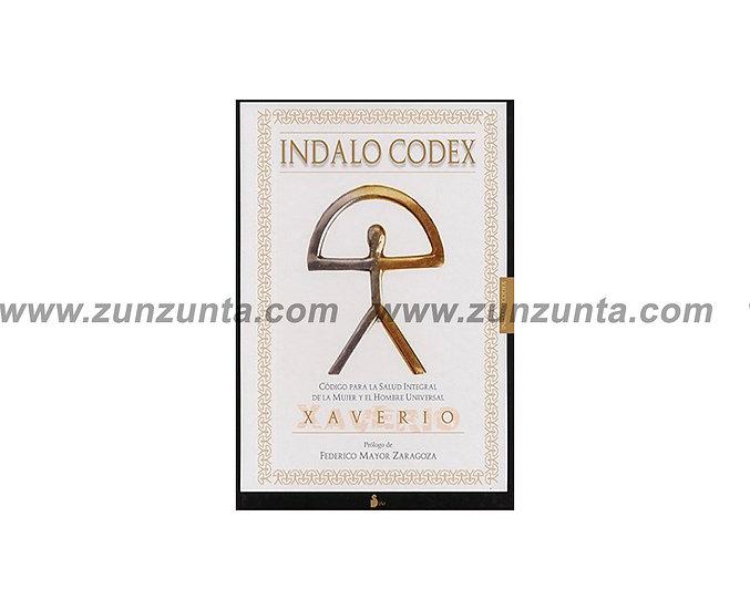 """Libro """"INDALO CODEX código para salud integral"""""""