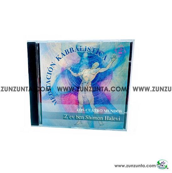 CD Meditación Kabbalistica