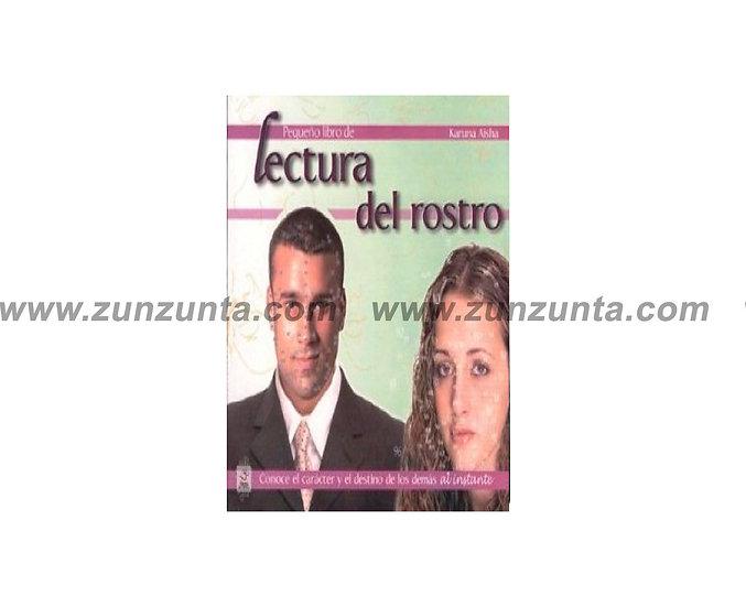 """Libro """"Lectura del rostro"""""""