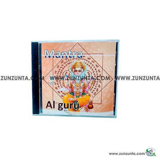 CD Mantra al Gurú