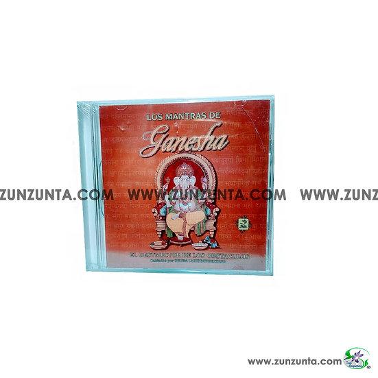CD Los Mantras de Ganesha