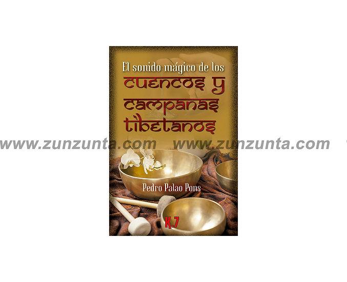 """Libro """"El sonido mágico de los cuencos y campanas Tibetanas"""""""