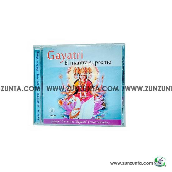 CD Gayatri El Mantra Supremo