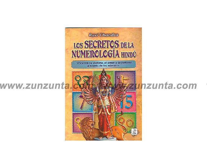 """Libro """"Los secretos de la numerología Hindú"""""""