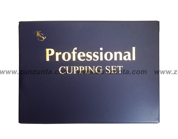 """Cupping"" Set profesional 17 PZ"
