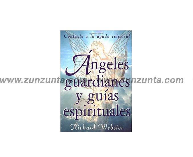 """Libro """"Ángeles guardianes y guías espirituales"""""""