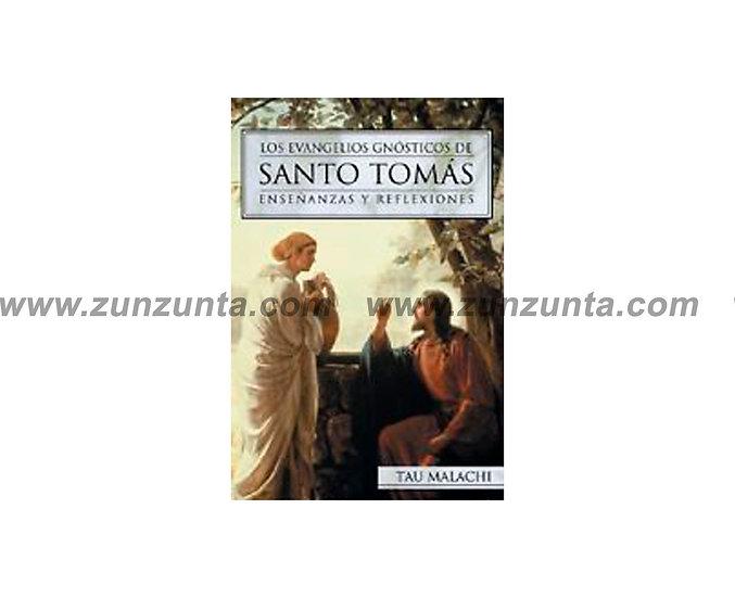 """Libro """"Los evangelios gnósticos de Santo Tomás enseñanza y reflexiones"""""""