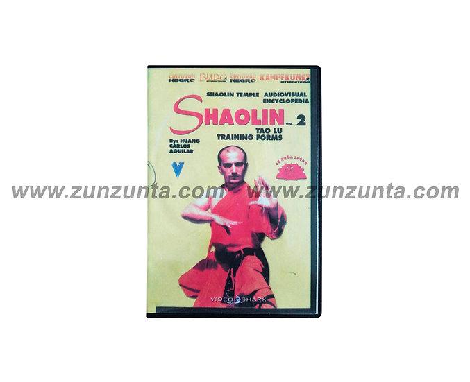 """DVD """"Shaolin VOL 2"""""""