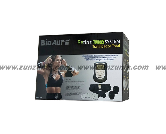 "Tonificador total, Refirm Body System ""Bioaura"""