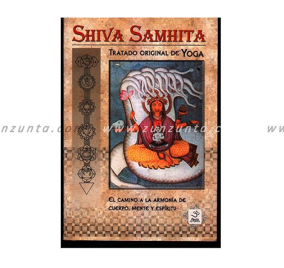 Libro SHIVA SAMHITA