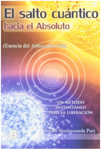 """Libro """"El salto cuántico hacia el Absoluto"""""""