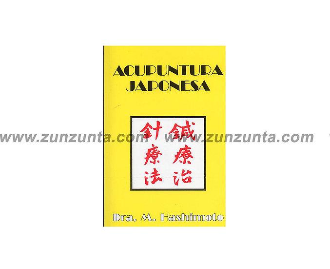 """Libro """"Acupuntura japonesa"""""""