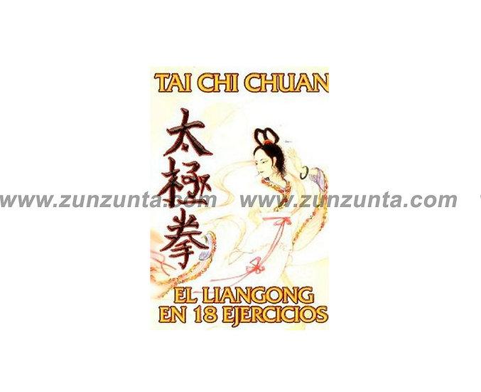 """Libro """"El Liangong en 18 ejercicios"""""""