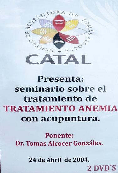 DVD Seminario Sobre el Tratamiento de Anemia