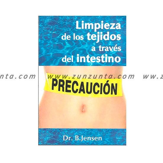 """Libro """"Limpieza de los tejidos a través del intestino"""""""