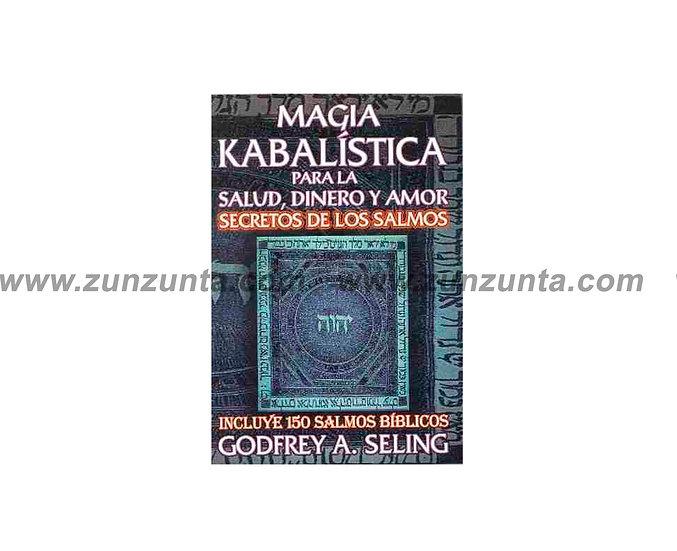 """Libro """"Magia Kabalística para la salud, dinero y amor"""""""