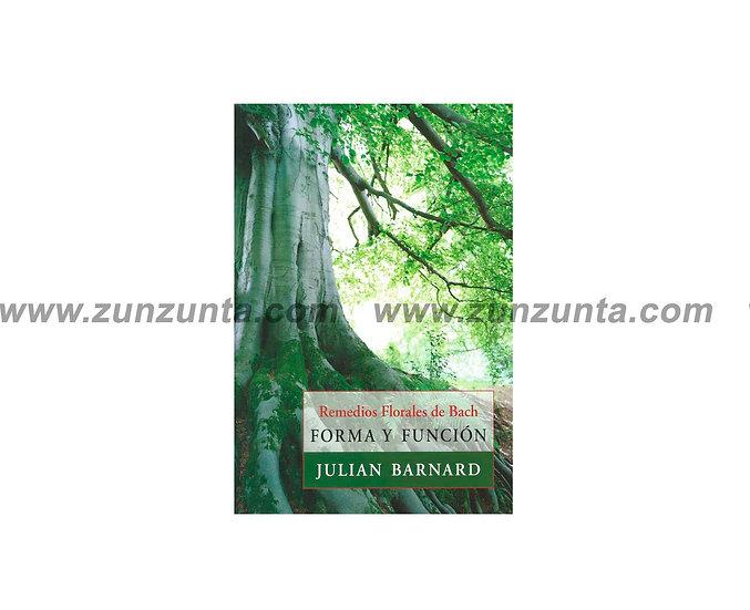 """Libro """"Remedios florales de Bach, forma y función"""""""