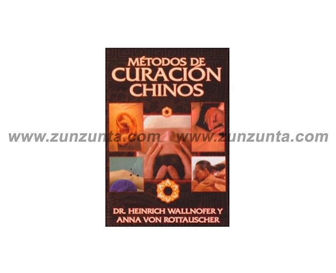 """Libro """"Métodos de curación chinos"""""""