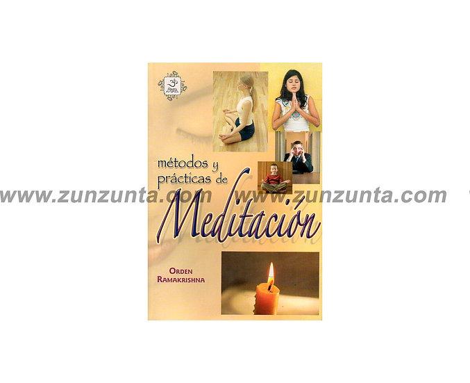 """Libro """"Métodos y prácticas de meditación"""""""