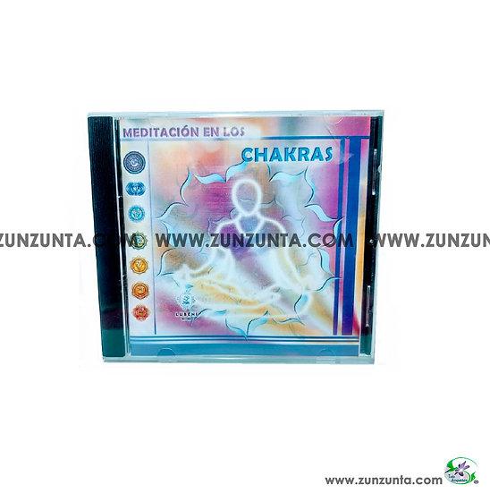 CD Meditación en los Chakras