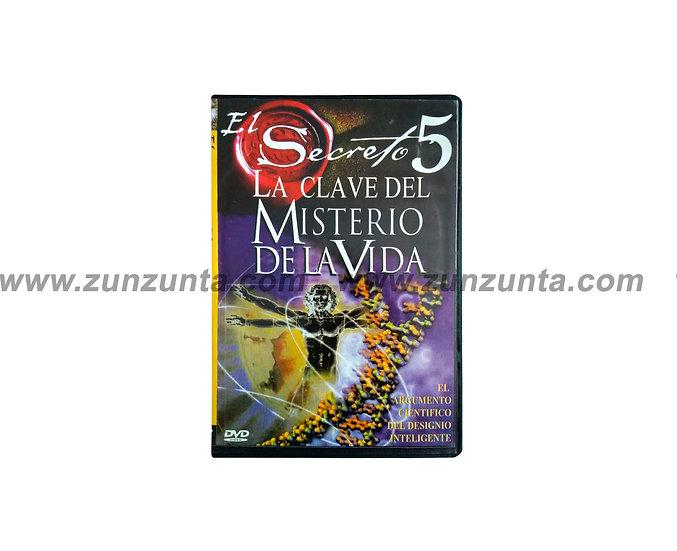 """DVD """"La clave del misterio de la vida"""""""