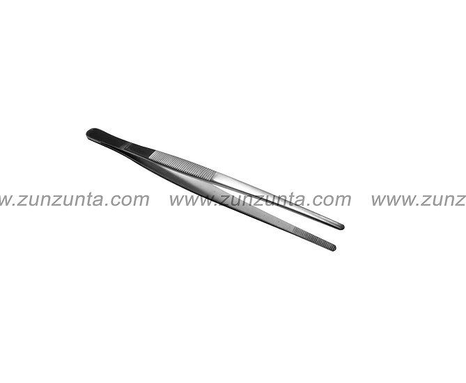 Pinzas rectas de 14 cm para aplicar parches con balines (Multiusos)