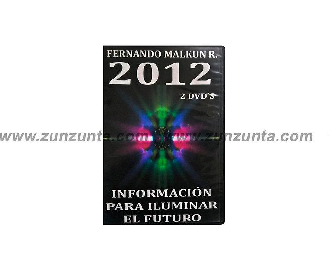 """DVD """"Información para iluminar el futuro"""""""