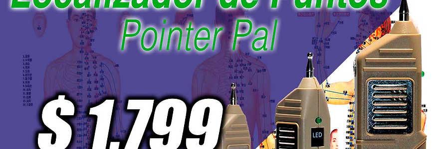 """Localizador de Puntos """"Pointer Pal"""""""