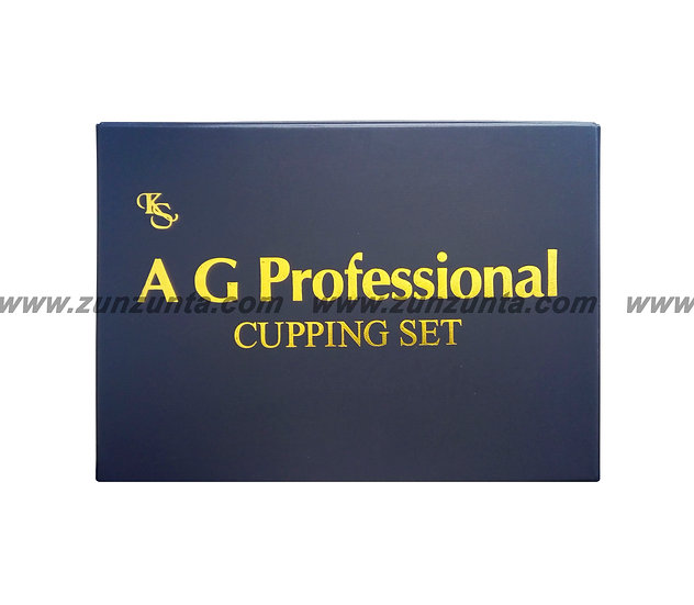 Set Profesional de 17 ventosas