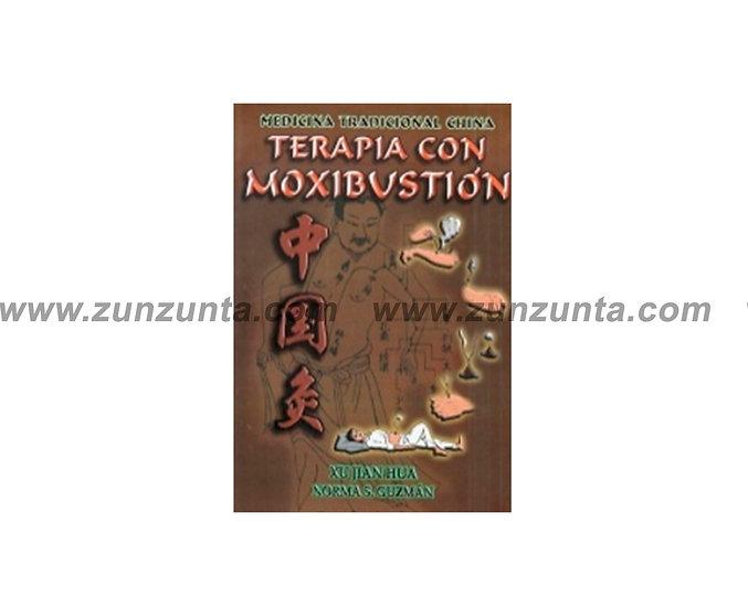 "Libro ""Terapia con moxibustión"""