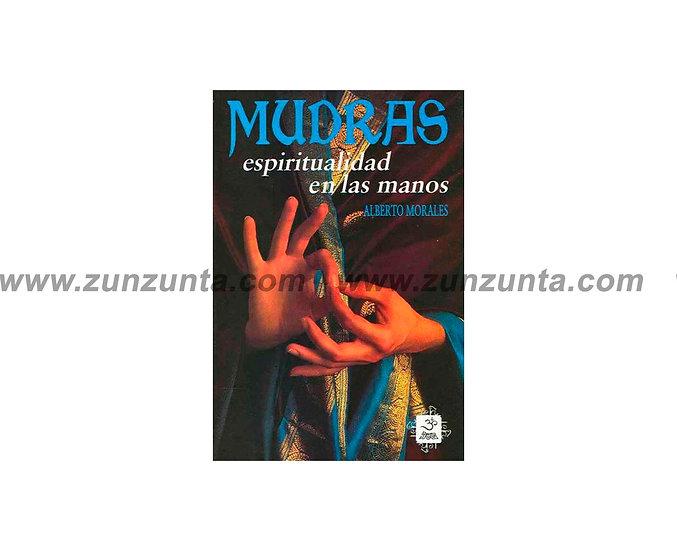 """Libro """"Mudras espiritualidad en las manos"""""""