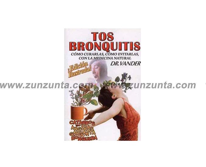 "Libro ""Tos bronquitis"""
