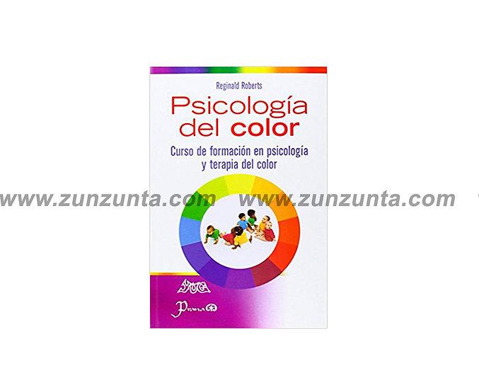 """Libro """"Psicología del color"""""""