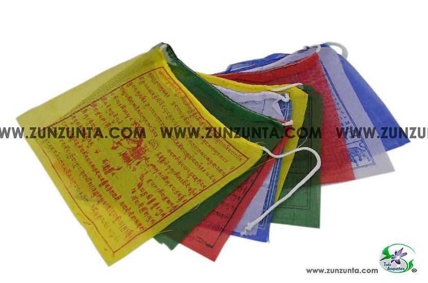 Banderas Tibetanas de Oración
