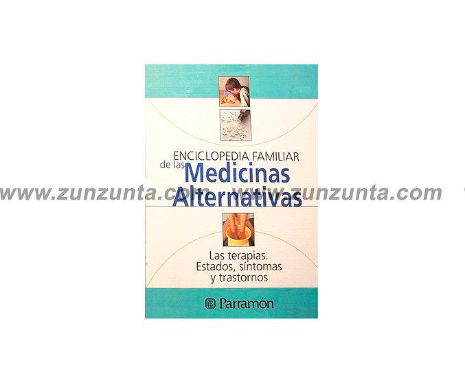 """Libro """"Enciclopedia familiar de las medicinas alternativas"""""""