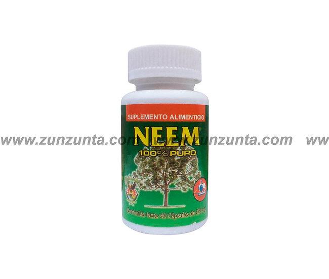 "Neem ""Nutricien"" 60 cápsulas"