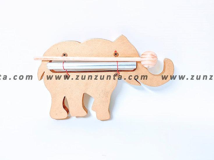 Diapasón armonizador en forma de Elefante