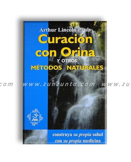 Libro Curación con Orina y Otros Métodos Naturales