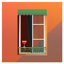 Window No 03 - 7 PM