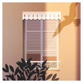 Window No 05 - 7 AM