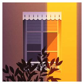 Window No 06 - 8 PM