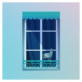 Window No 01 - 8 AM