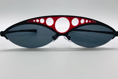 Solar Black/Red