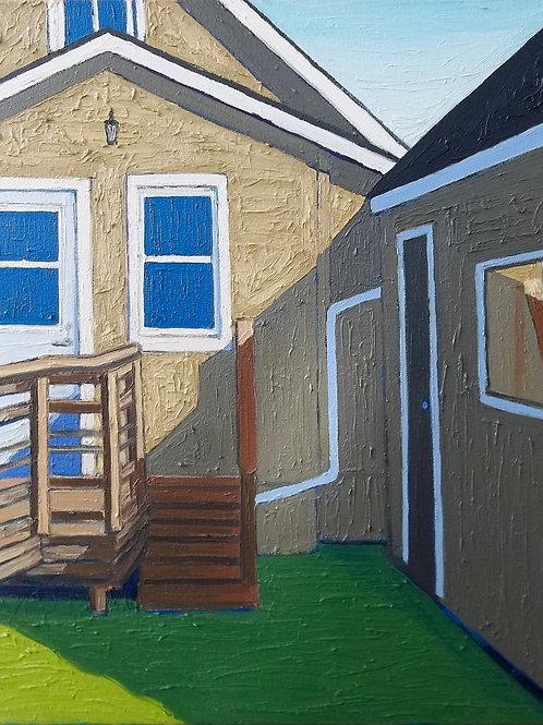 Artist Backyard