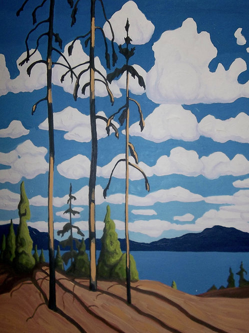 3 Pines, Lake of Bays