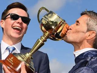 Joseph O'Brien wins Melbourn Cup