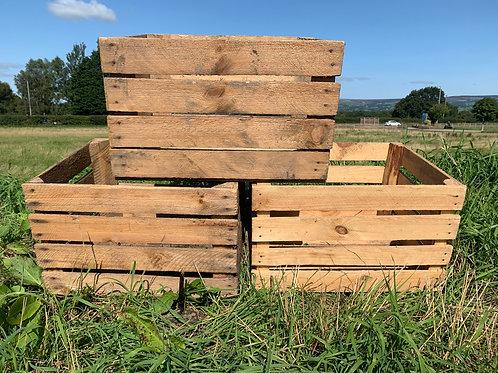 Apple Crates