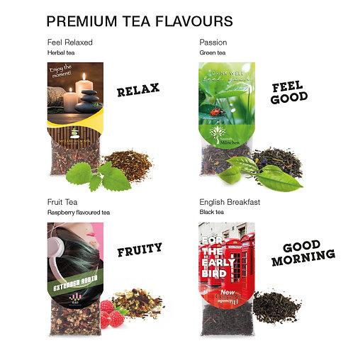 """BUSTINA DI """"The"""" tea"""