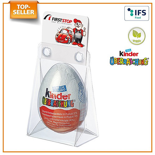"BLISTER OVETTO "" KINDER"""