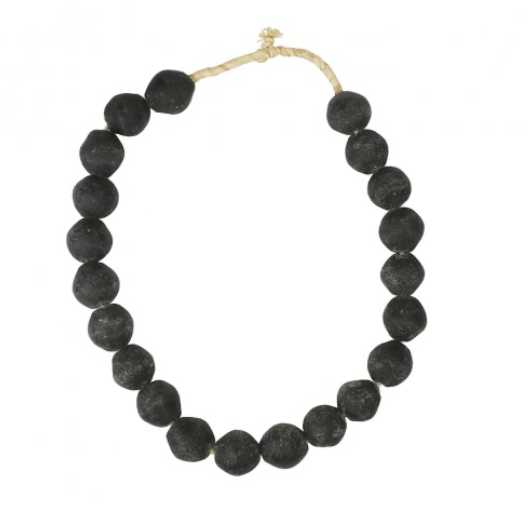 large Black beads